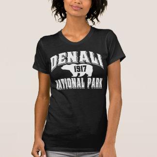 Denali Old Style White T-Shirt