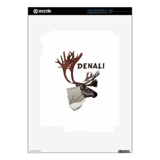 DENALI DECAL FOR THE iPad 2