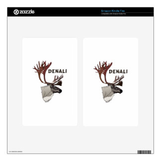 DENALI DECAL FOR KINDLE FIRE