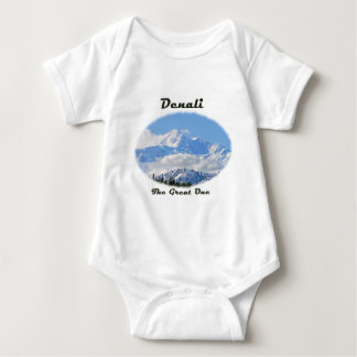Denali / The Great One Baby Bodysuit