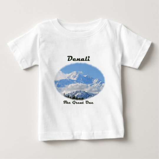 Denali / The Great One Baby T-Shirt