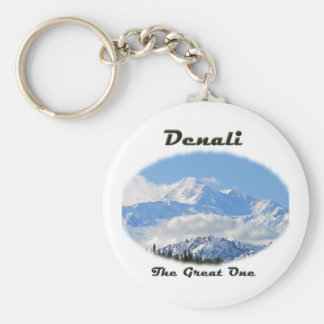 Denali / The Great One Keychain