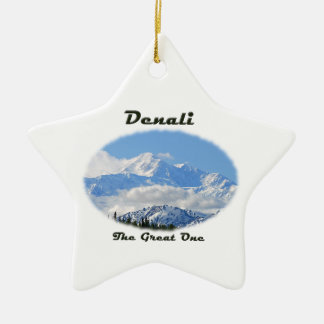 Denali / The Great One Ornaments