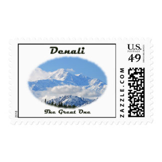 Denali / The Great One Stamp