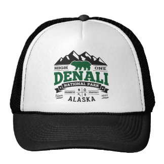 Denali Vintage Trucker Hat