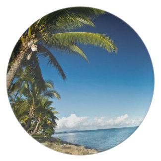 Denarau Island, Fiji Dinner Plate
