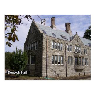 Denbigh Hall Postcards