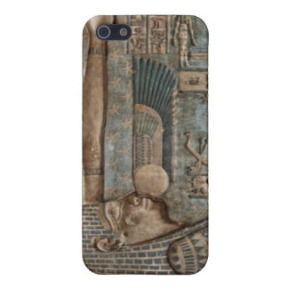 Dendera Hieroglyphics Case For iPhone SE/5/5s