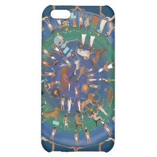Dendera Zodiac Temple of Hathor iPhone 5C Covers