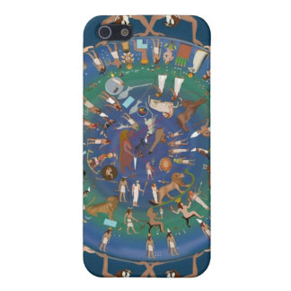 Dendera Zodiac Temple of Hathor iPhone SE/5/5s Case