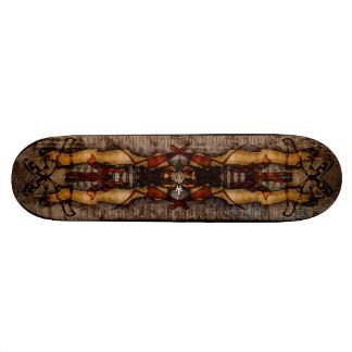 Dendra Nexter Skateboard Deck