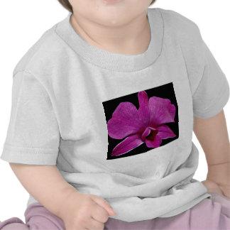 Dendrobium púrpura precioso camiseta