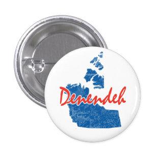 Denendeh - Northwest Territories Pinback Button