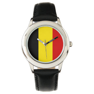 D'enfants del montre de Belgique - horloge de Reloj