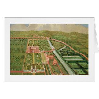 Denham Place, Buckinghamshire, c.1695 (oil on canv Card