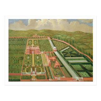 Denham Place, Buckinghamshire, c.1695 (oil on canv Postcard