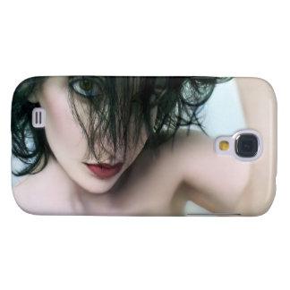 Denials Downward Spiral - Self Portrait Samsung Galaxy S4 Case