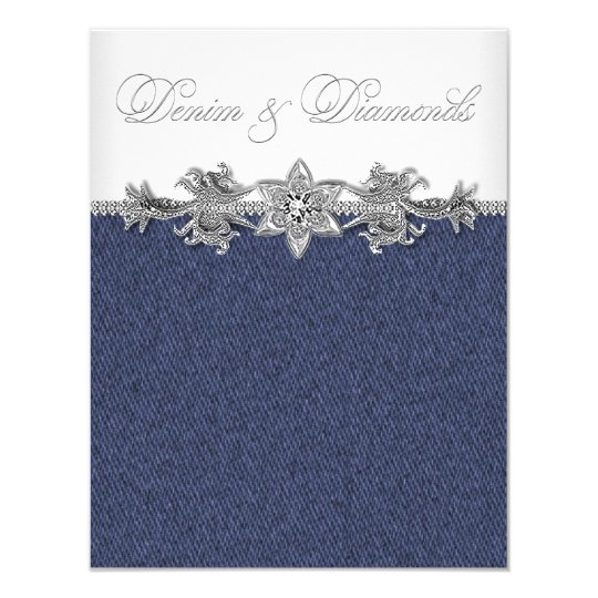 denim party invitations - Gse.bookbinder.co