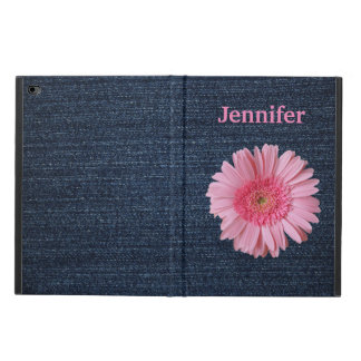 Denim and Pink iPad Air 2 Case Powis iPad Air 2 Case