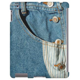 Denim Blue Jean Pocket