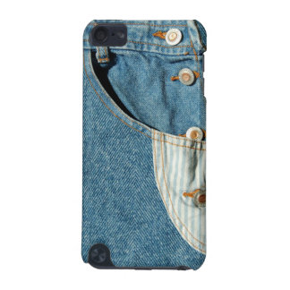 Denim Blue Jean Pocket iPod Touch 5G Cover
