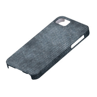 Denim Chic: Everyday Wear Blue Jeans iPhone 5 Covers