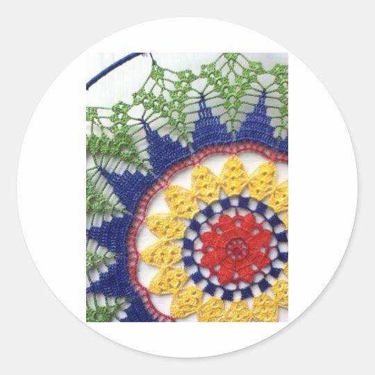 Denim&Dreams 074.JPG Classic Round Sticker