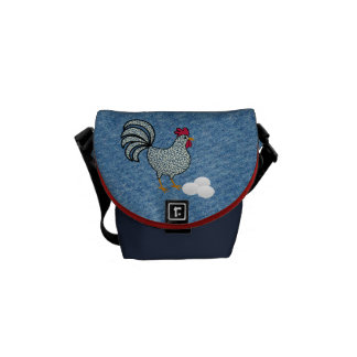Denim Farm's Messenger Bags