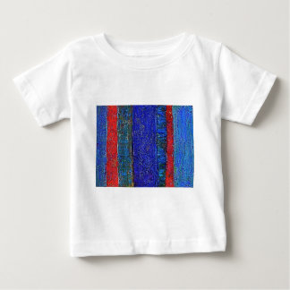 DENIM FLAG H. BY THE ART IMPERATIVE BABY T-Shirt