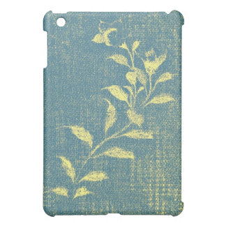 Denim Flower - iPad Case