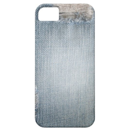 Denim Inspired iPhone 5 Case