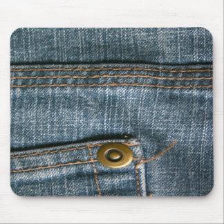 Denim Jean Pocket Mouse Pads