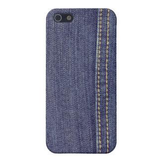 Denim Jeans iPhone SE/5/5s Cover