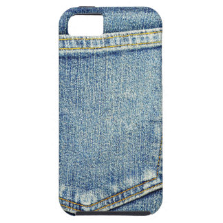 Denim Jeans Pocket Blue Fabric style fashion rich iPhone 5 Covers