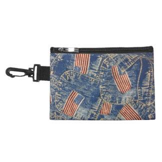 Denim & Old Glory Accessories Bag