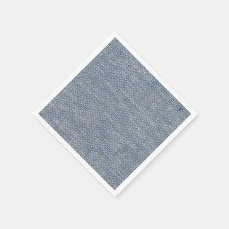 Denim Paper Napkin