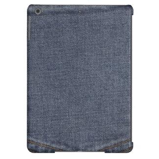 Denim Pocket Cover For iPad Air
