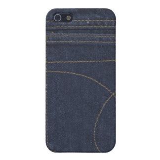 Denim Pocket Speck Case