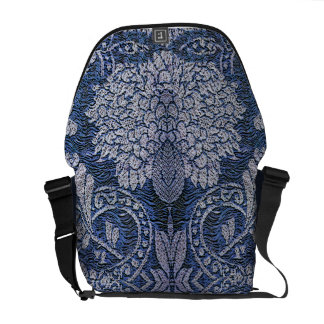 Denim Tapestry Bag