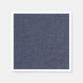Denim texture Paper Napkins
