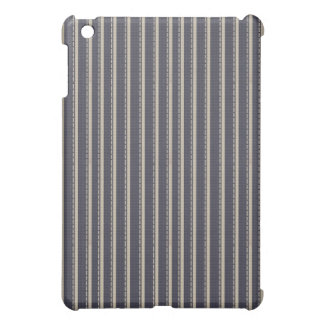 Denim Ticking Speck® Fitted™Hard Shell iPad Case