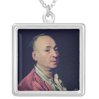 Denis Diderot 1828-29 Colgante Cuadrado