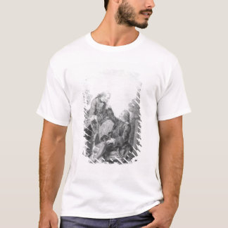 Denis Diderot and Melchior, baron de Grimm T-Shirt