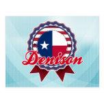 Denison, TX Post Card