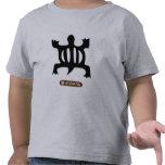 Denkyem Camiseta