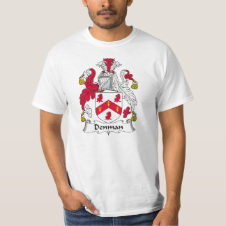 Denman Family Crest T-Shirt