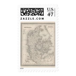 Denmark 12 postage
