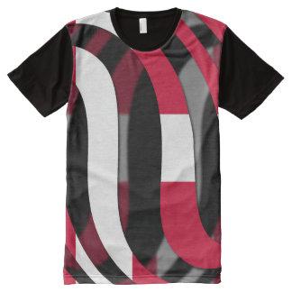Denmark 1 All-Over print t-shirt