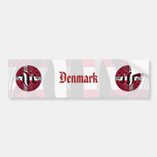 Denmark 1 bumper sticker
