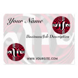 Denmark 1 large business cards (Pack of 100)